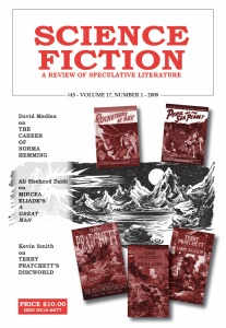 Cover of Science Fiction issue 45